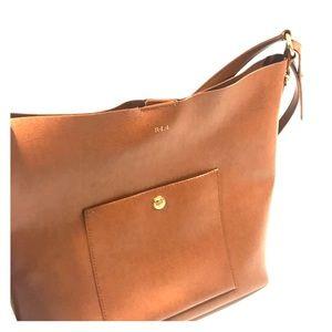 Lauren by Ralph Lauren classic bucket bag